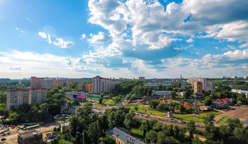 ЖК «Тетрис» – Веб-камера и онлайн видеотрансляция со стройки в Красногорске |  «Тетрис»
